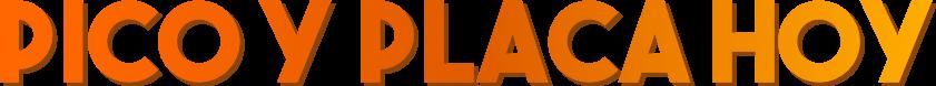 Pico y placa hoy logo